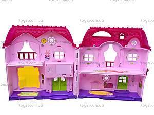Дом кукольный с мебелью, 32663A, цена