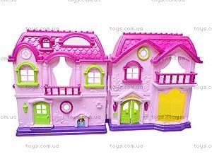 Дом кукольный с мебелью, 32663A, игрушки