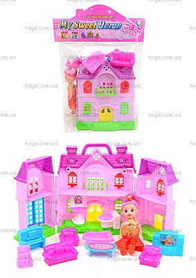 Домик для девочки с мебелью, 12261