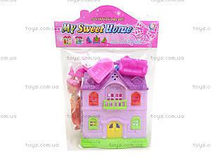 Домик для девочки с мебелью, 12261, цена