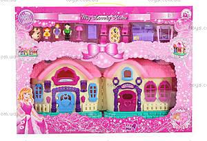 Дом с мебелью и фигурками «My Lovely Home» , BS899-5X