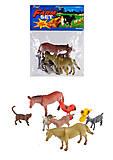 """Игровой набор """"Домашние животные"""", 10 шт , H6413, отзывы"""