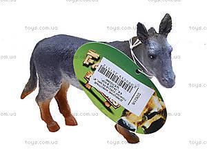 Резиновые игрушки «Домашние животные», D26216, отзывы