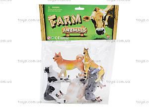 Детская игровая фигурка «Домашние животные», P2621-6, фото
