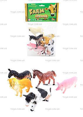 Детский набор Farm Animals, P2604-6