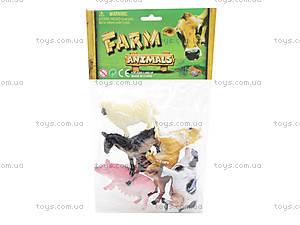 Детский набор Farm Animals, P2604-6, отзывы