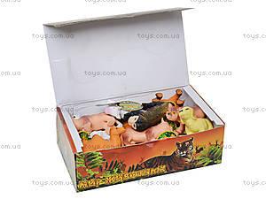 Игровой набор «Мир животных», 7582, магазин игрушек