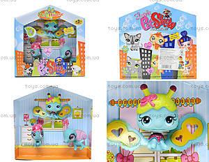 Домашние любимцы с домиком, R9001-41