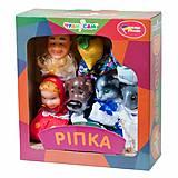 Домашний кукольный театр «Репка», B152, детские игрушки