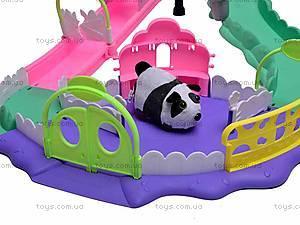 Домик для хомяка «Шалун-Парк», 88721, игрушки