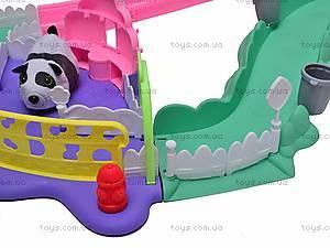 Домик для хомяка «Шалун-Парк», 88721, детские игрушки