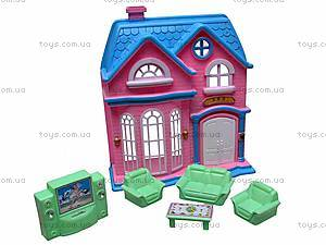 Домик для куклы Барби, 589C