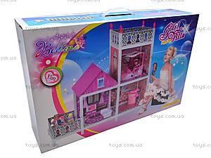 Домик для куклы с аксессуарами , 66891, фото