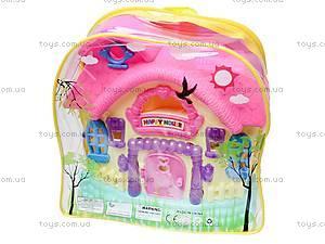 Домик для куклы в сумке, 3358F, toys.com.ua