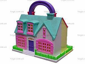 Домик для кукол My Happy House, 8061