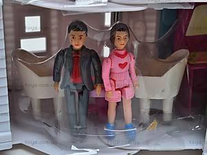 Домик для кукол, раскладной, 08983, фото
