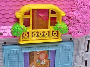 Домик для кукол, раскладной, 08983, цена