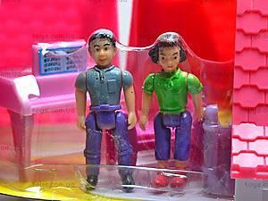 Домик для кукол, со звонком, 08963, toys