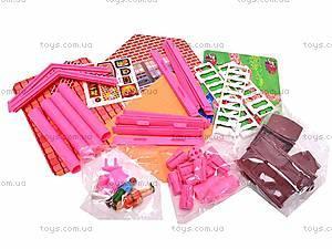 Домик игрушечный детский, 914, фото