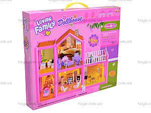 Домик игрушечный детский, 914, магазин игрушек