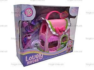 Домик игрушечный для пони, MK5284953, купить