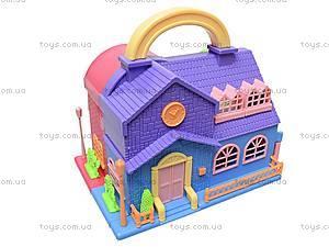 Домик кукольный, 08219A, игрушки