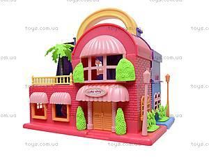 Домик кукольный, 08219A, детские игрушки