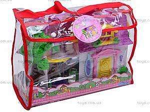 Домик с куколками и мебелью, 08320D, купить