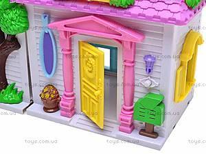 Домик с куколками и мебелью, 08320D, цена