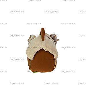 Домик-сумка с ежиками, 21-915051, купить