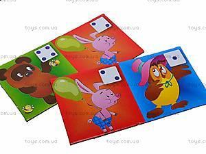 Домино детское «Винни-Пух», , игрушки