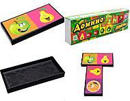 Домино «Фрукты», 3336, toys