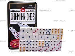 Домино в коробке, 2808-T