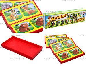 Детское домино «Зоопарк», 3305
