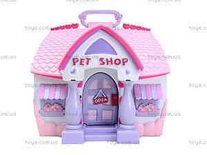 Кукольный домик PetShop, 5588A, игрушки