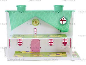 Игрушечный домик для кукол «Семья», SL32522, фото