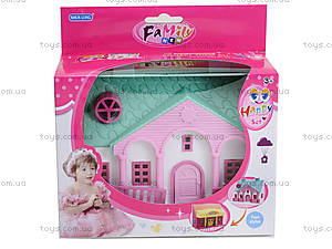 Игрушечный домик для кукол «Семья», SL32522, отзывы