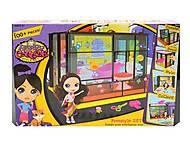 Домик для куклы Happy Cottage, 100 деталей, 5003, отзывы
