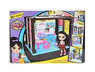 Домик для куклы Happy Cottage, 85 деталей, 5004