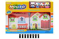 Домик для куклы с фигурками, 8133-1, купить