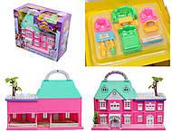 Домик - квартира для кукол, 06008-1S, купить