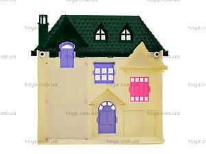 Игрушечный домик для кукол Frozen, 901-76, отзывы