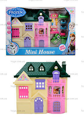 Игрушечный домик для кукол Frozen, 901-76