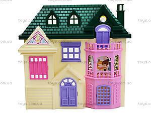 Игрушечный домик для кукол Frozen, 901-76, детские игрушки
