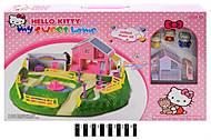Домик для кукол Hello Kitty, 3947-2, купить
