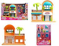 Музыкально-световой кукольный дом, 1161B, фото