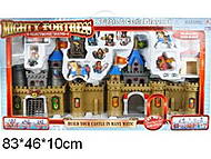 Домик для кукол в форме крепости, 16333, купить