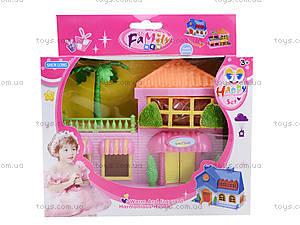 Домик для кукол «Семья», SL32512, цена