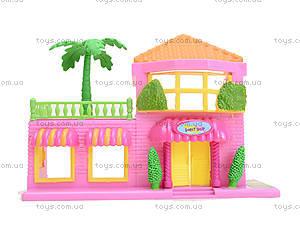 Домик для кукол «Семья», SL32512, детские игрушки