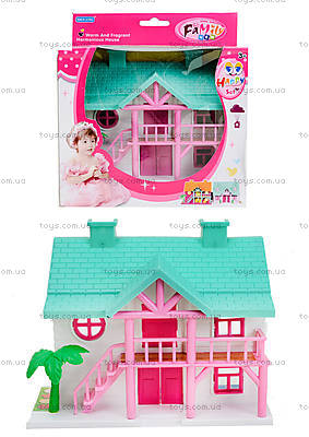 Домик для кукол My Dream, SL32524-2